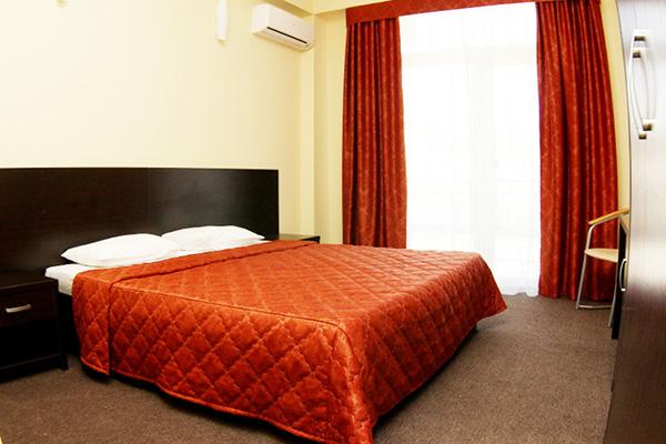 Гостиница Amran, клубный отель,Стандарт 2-местный