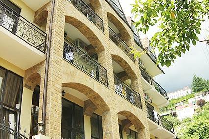 Гостиница Amran, клубный отель,Внешний вид