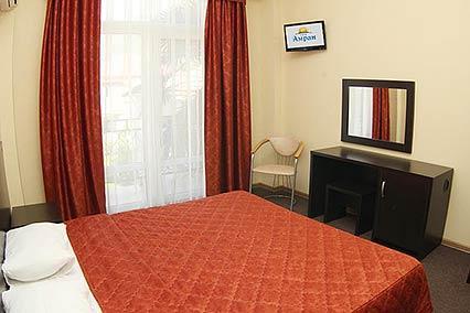 Гостиница Amran, клубный отель,Стандартный 2-местный 1-комнатный