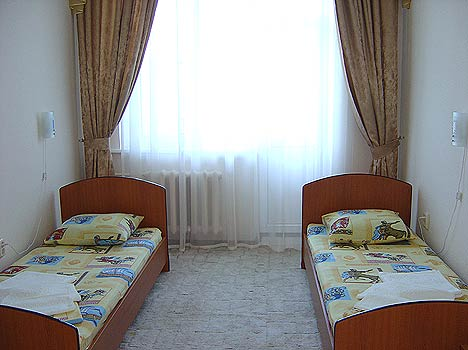 Отель Арго,Номер
