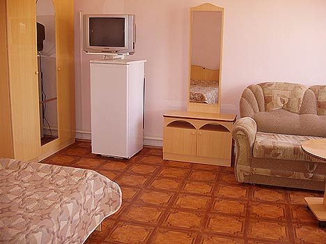 Отель Арго,Номер Полулюкс
