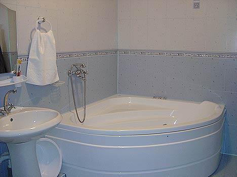 Отель Арго,Санузел