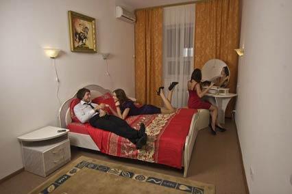 Корпус СПА-Источник, 2-комнатный номер