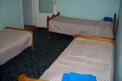 Корпус Сосновая, 3-местный 2-комнатный