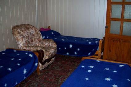 Корпус Сосновая, 6-местный 3-комнатный