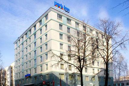 Гостиница Парк Инн Казань,Внешний вид