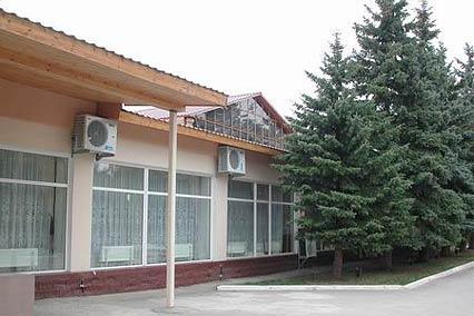 Санаторий Юбилейный,Столовая