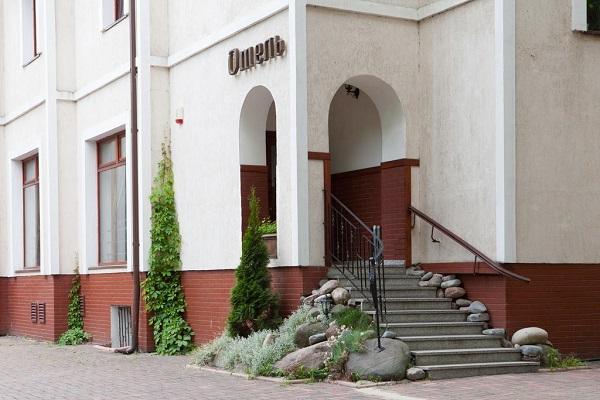 Отель Пруссия,общий вид