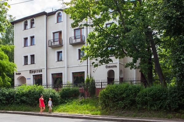 Отель Пруссия,отель