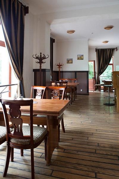Отель Пруссия,ресторан