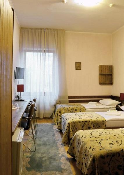Отель Пруссия,3-местный номер