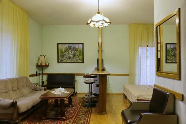 Отель Пруссия,улучшенный номер