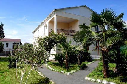 Отель Сан-Себастьян,Территория