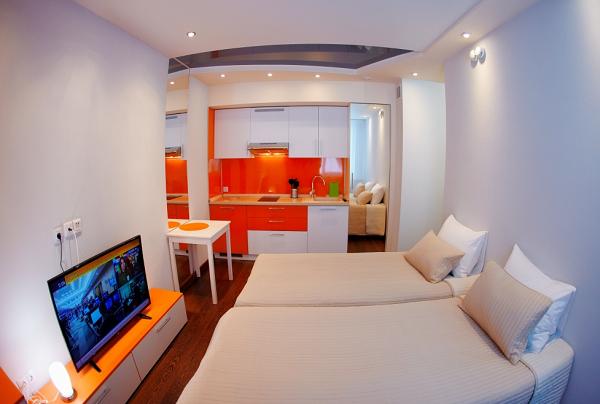 Апартамент стандартный
