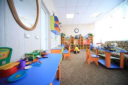 Санаторий Кубань,Детская комната