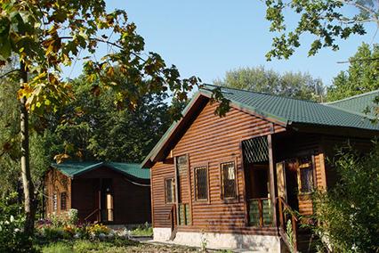 Санаторий Егнышевка,Коттеджи