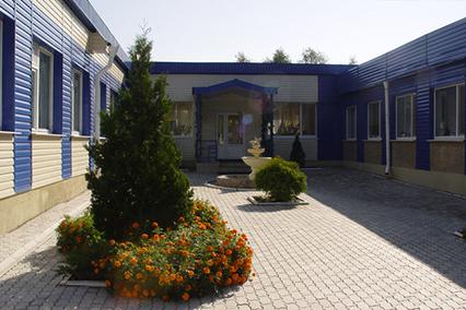 Санаторий Егнышевка,Дечебница