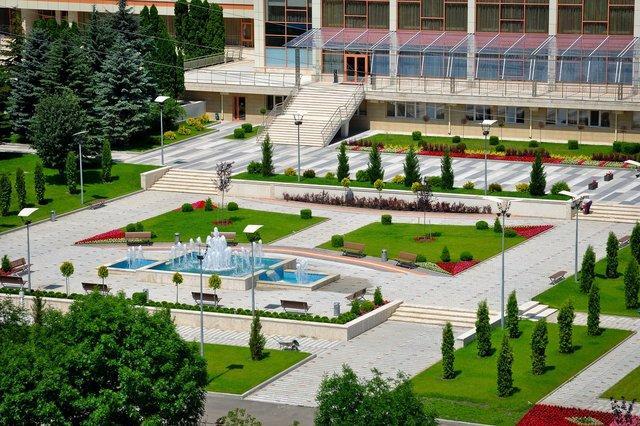 Санаторно-курортный комплекс Русь,