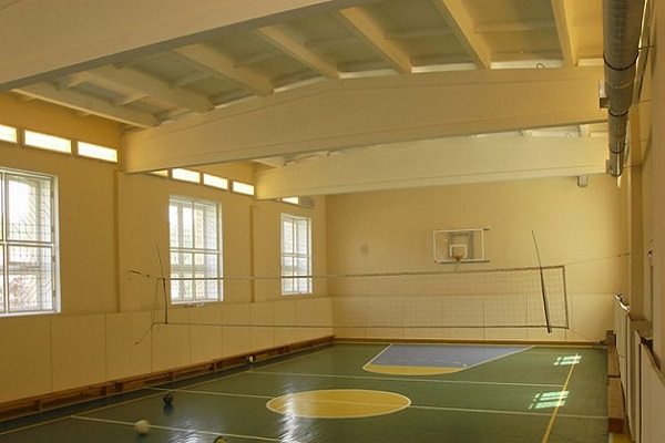 Санаторий Белая Вежа,Спортивный зал