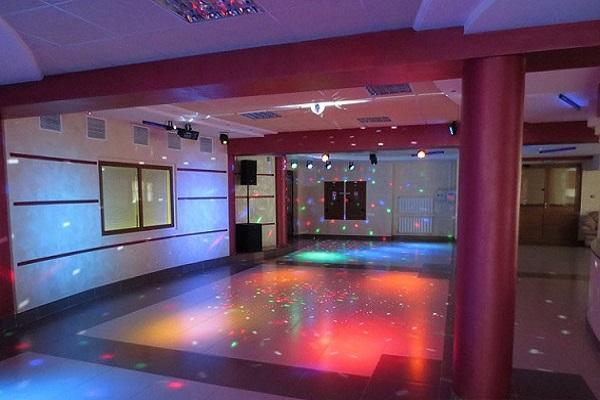 Санаторий Белая Вежа,Танцевальный зал