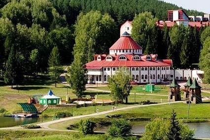 Санаторий Красноусольск,Водолечебница