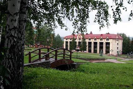 Санаторий Красноусольск,Корпус 4
