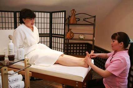 СПА-центр. Китайский массаж стоп