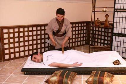 СПа-центр. Креольский массаж