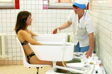 4-камерная ванна