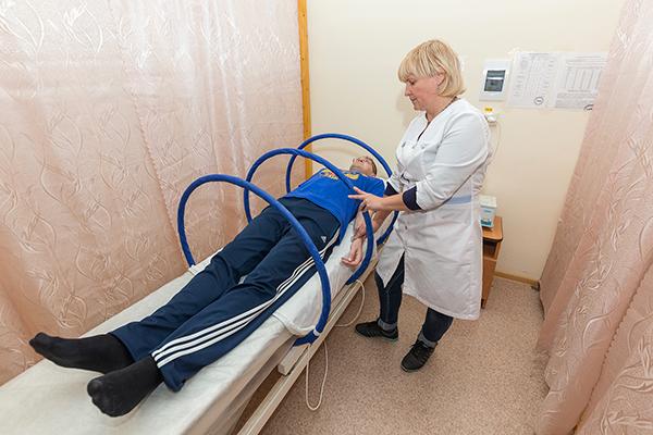 Общая магнитотерапия Калибри