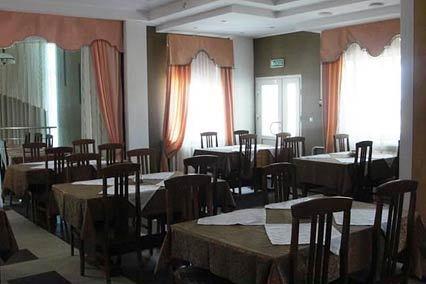 Санаторий Танып,Столовая
