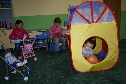 Санаторий Юматово,Детская игровая комната