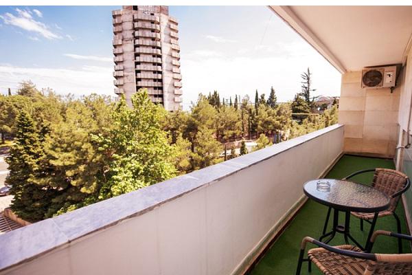 Люкс 2-местный 2-комнатный  балкон