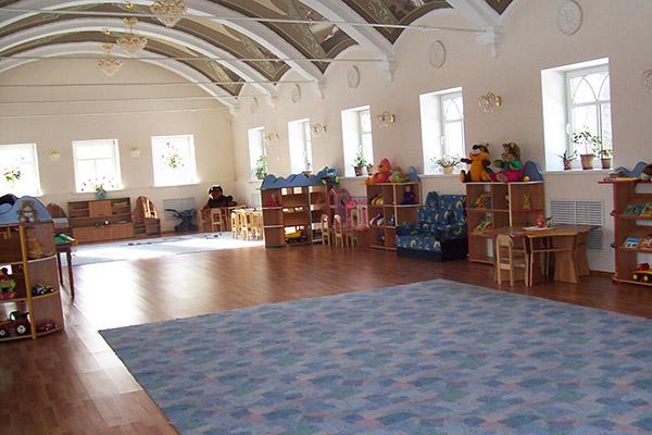 Санаторий Марфинский,Детская комната