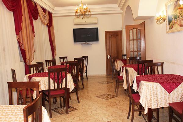 Отель Ардо,Столовая