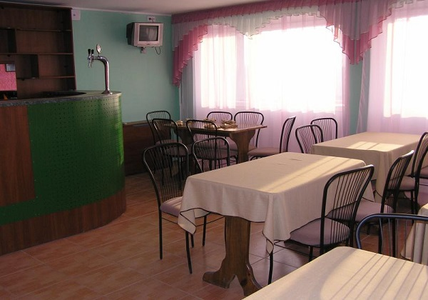 Гостиница Звездная,Кафе