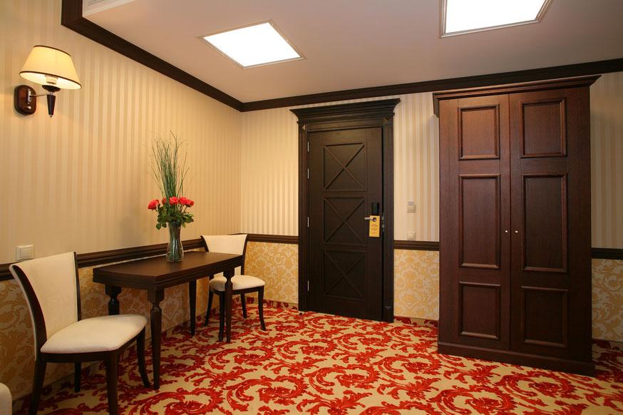 Отель Kompass Отель,Студия 2-местный
