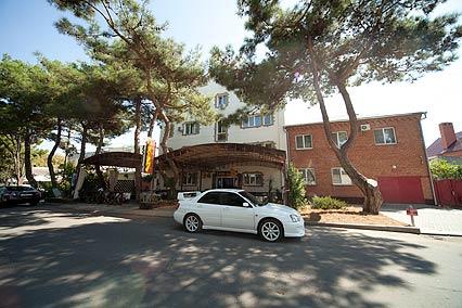 Отель Максимус,Внешний вид
