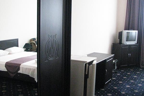 Отель Максимус,Стандартный 3-местный