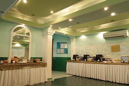 Отель Островок,Столовая
