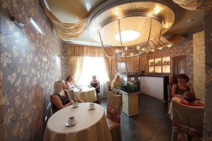 Фито-бар в салоне красоты