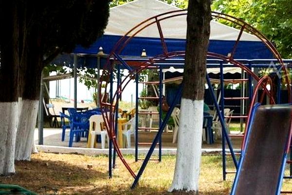База отдыха Эра,Детская площадка