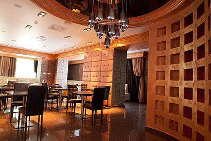 Лечебно оздоровительный комплекс Матрешка Плаза (Matreshka Plaza),(Молоко и Шоколад) ресторан