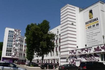Лечебно оздоровительный комплекс Матрешка Плаза (Matreshka Plaza),Внешний вид