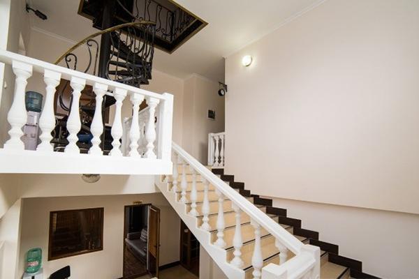 Гостиница Сан-Сиро (San-Siro),интерьер
