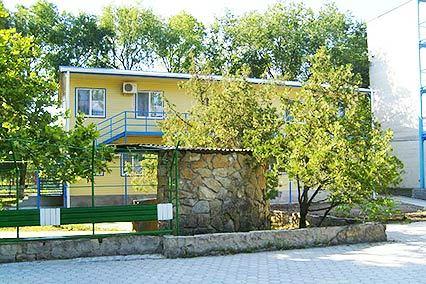 Детский лагерь отдыха Полярные зори,Внешний вид