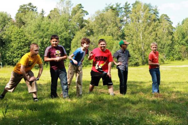 Детский лагерь отдыха Лагерь активного отдыха «Кислород»,