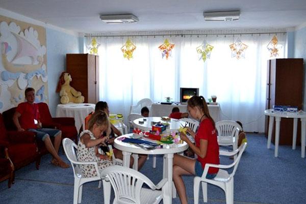 Курорт-отель Морской Уголок,Детская комната