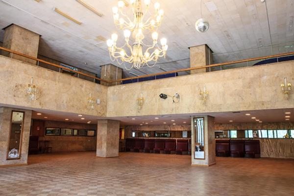 Санаторий Звенигородский,Танцевальный зал
