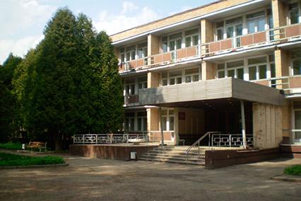 Санаторий Звенигородский,Внешний вид